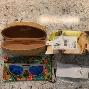 Maui Jim Wakea Polarized B745-05CM sunglasses